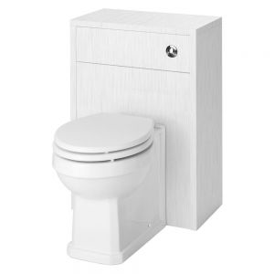 Cassellie Traditional White Ash 500 WC Unit TPWAWC