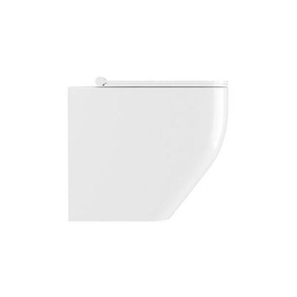 Crosswater Infinity Back To Wall Rimless Toilet with Soft Close Seat